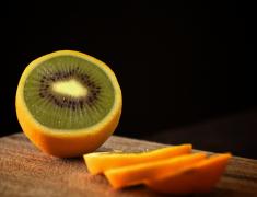 Hybrid fruit