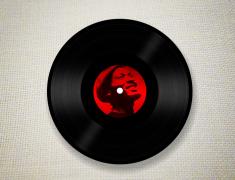 Vinyl example